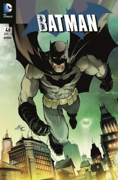 Batman 46 (2012) Leipziger Buchmesse 2016 Variant