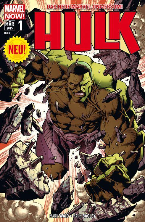 Hulk Sonderband 1