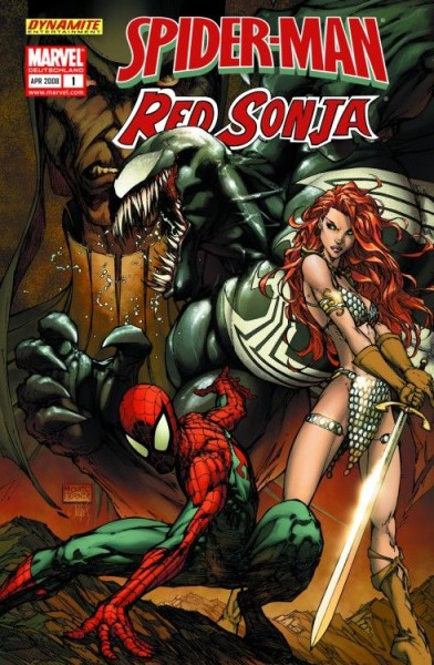 Spider-Man/Red Sonja