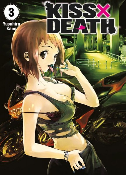 Kiss X Death 3