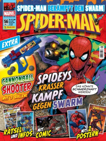 Spider-Man Magazin 56