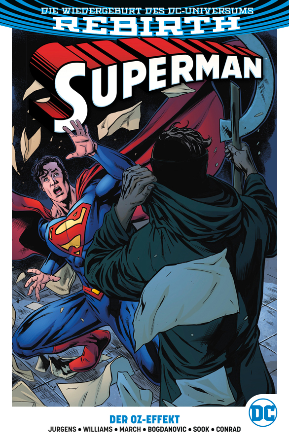 Superman Paperback 5: Der Oz-Effekt