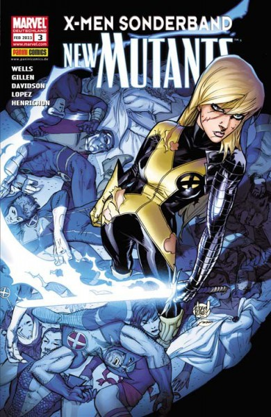 X-Men Sonderband: New Mutants 3