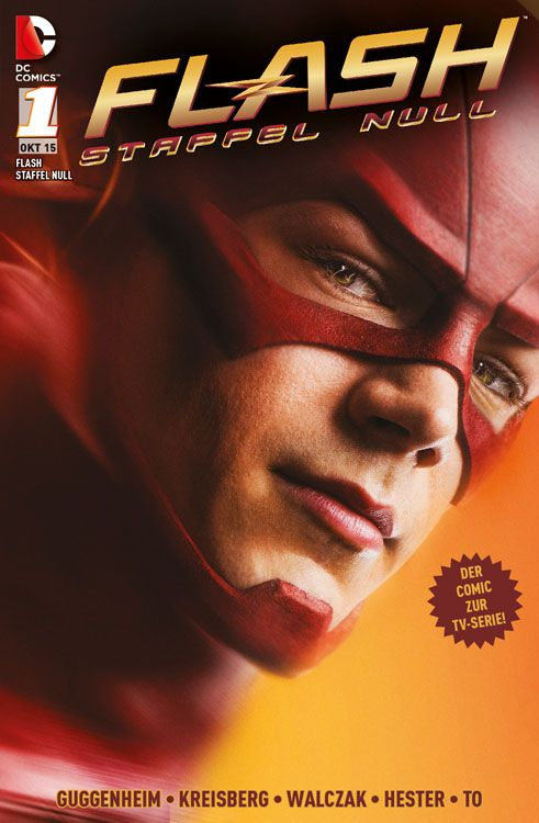 The Flash: Staffel Null 1 Variant