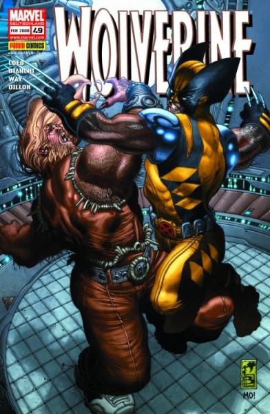 Wolverine 49