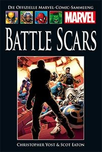Hachette Marvel Collection 101: Battle Scars