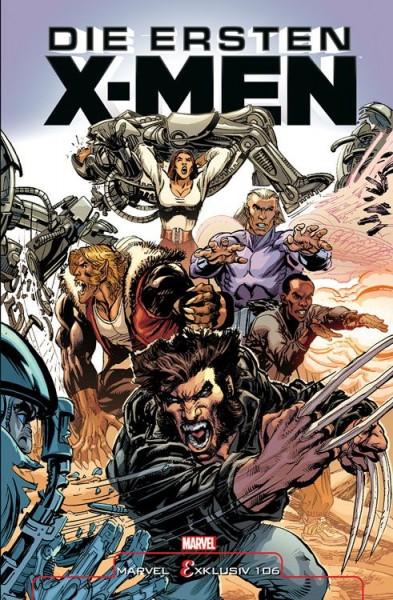 Marvel Exklusiv 106: Die ersten X-Men