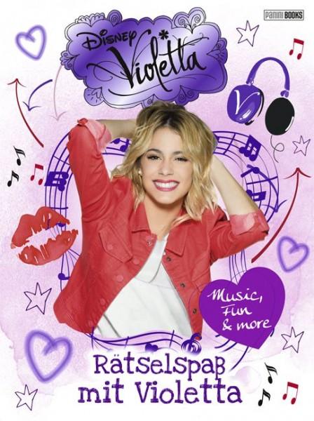 Disney: Violetta - Rätselspaß mit Violetta