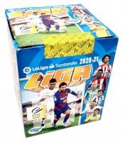 La Liga 2020/2021 Stickerkollektion  – Box