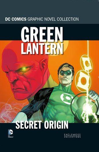 Eaglemoss DC-Collection 6: Green Lantern - Secret Origin