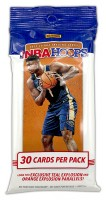 NBA 2019/20 Hoops Basketball Trading Cards - Fatpack