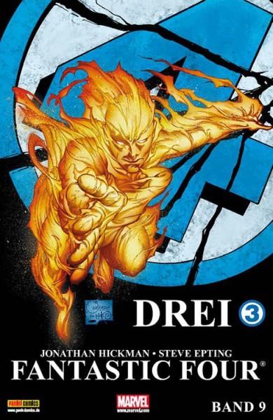 Fantastic Four 9 Variant