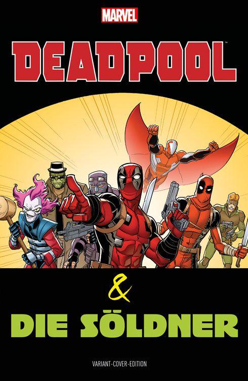 Deadpool & die Söldner 1 - Espin Variant