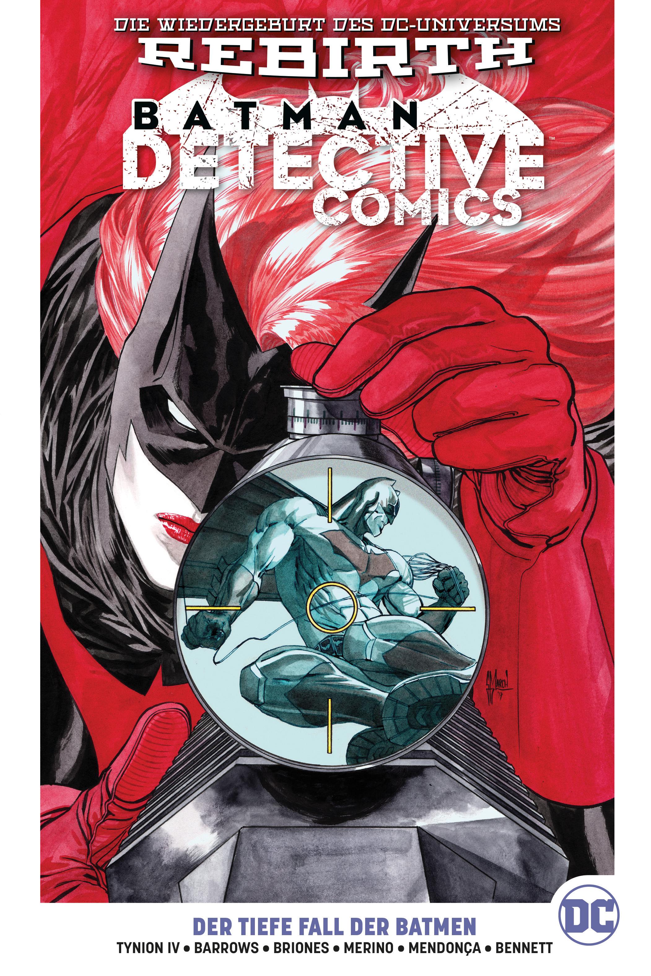 Batman: Detective Comics Paperback 6:...