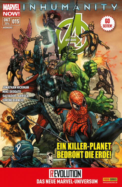 Avengers 15 (2013)