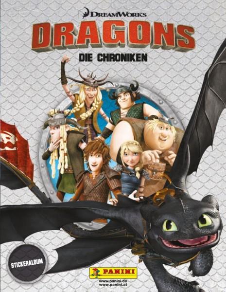 Dragons - Stickerkollektion - Album