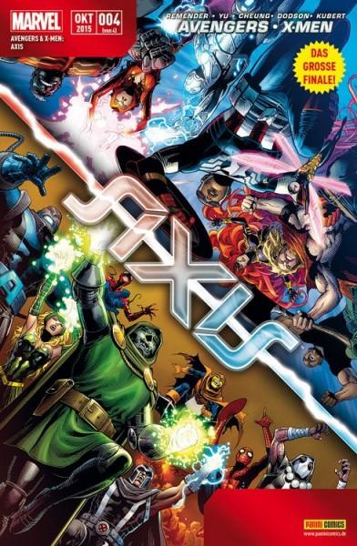 Avengers & X-Men: Axis 4