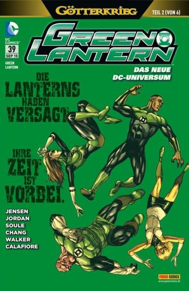 Green Lantern 39