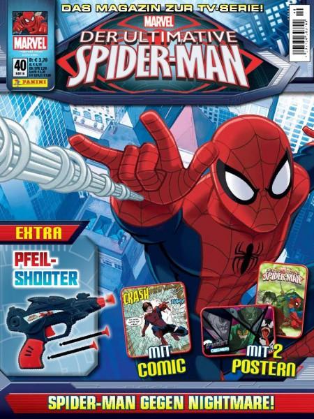 Der ultimative Spider-Man - Magazin 40