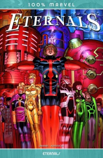 100% Marvel 30: Eternals