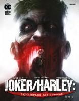 Joker/Harley: Psychogramm des Grauens 1 Variant Cover