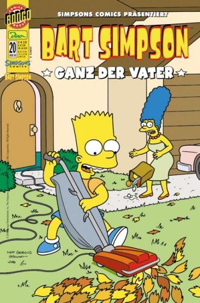 Bart Simpson Comics 20
