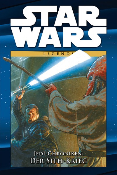 Star Wars Comic-Kollektion 102 Jedi Chroniken - Der Sith-Krieg Cover
