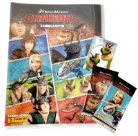 Dragons Trading Cards-Kollektion - Starterset