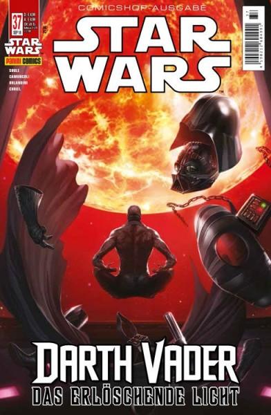 Star Wars 37: Darth Vader - Das erlöschende Licht 1 & 2 - Comicshop-Ausgabe