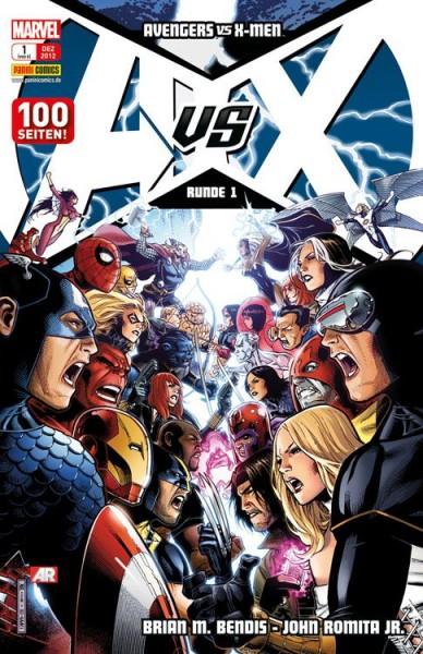 Avengers vs. X-Men 1