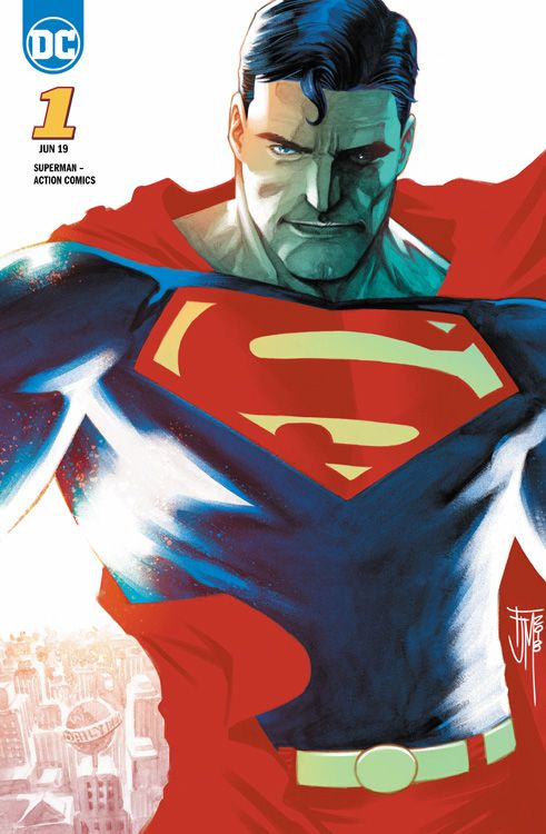 Superman: Action Comics 1 -...