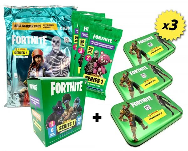 Fortnite Mega-Tin Bundle