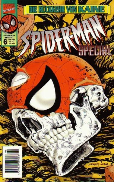 Spider-Man Special 6 - Die Rueckkehr von Kane