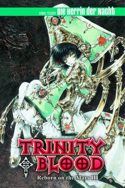 Trinity Blood 3: Die Herrin der Nacht