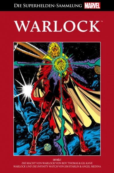 Die Marvel Superhelden Sammlung 33: Warlock