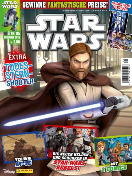 Star Wars - Magazin 5