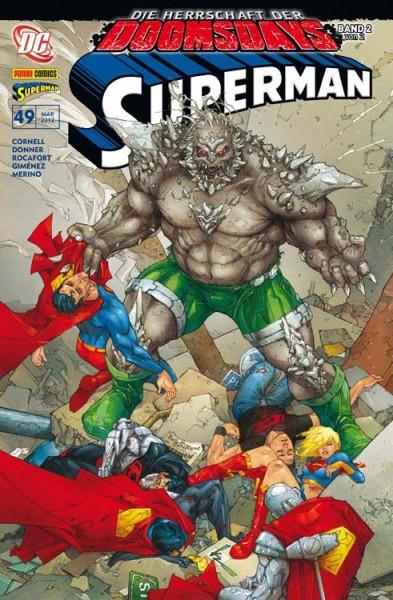 Superman Sonderband 49: Herrschaft der Doomsdays 2