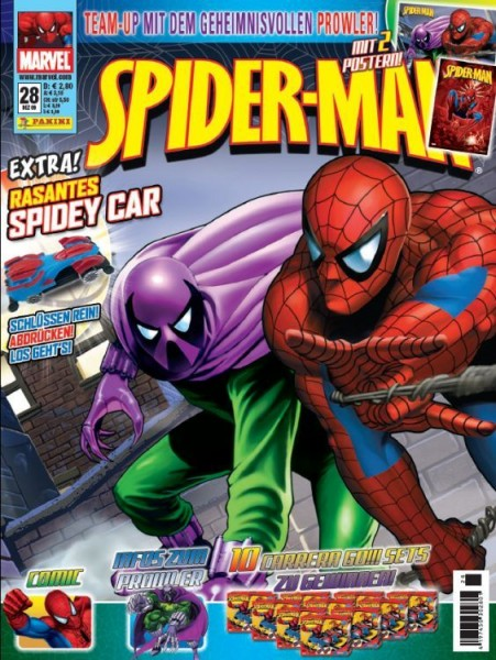 Spider-Man Magazin 28
