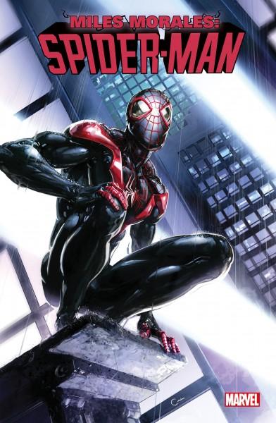 Miles Morales: Spider-Man 1 - Tagebuch eines jungen Helden Variant