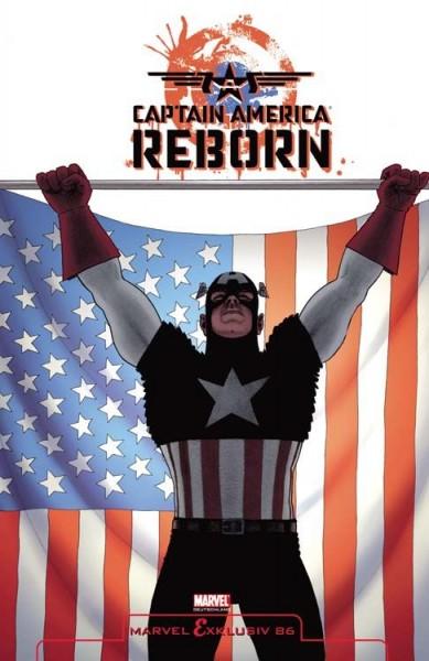 Marvel Exklusiv 86: Captain America Reborn