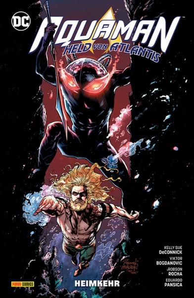 Aquaman: Held von Atlantis 2 Cover