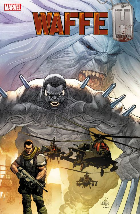 Waffe H 1: Die Ein-Monster-Armee