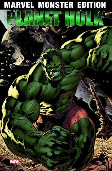 Marvel Monster Edition 18: Planet Hulk 1