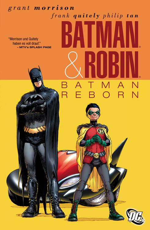 Batman & Robin 1: Batman Reborn