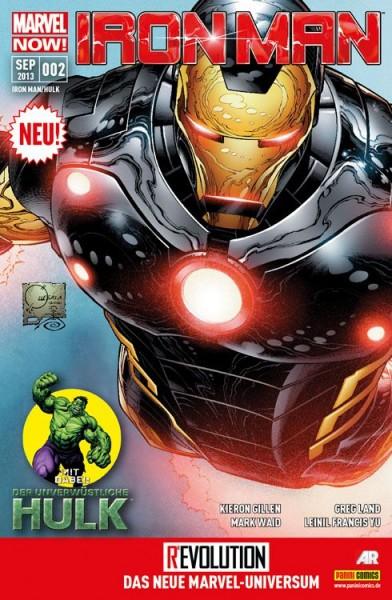 Iron Man/Hulk 2