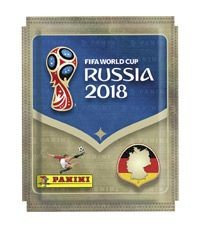 2018 FIFA World Cup Russia Stickerkollektion – Tüte