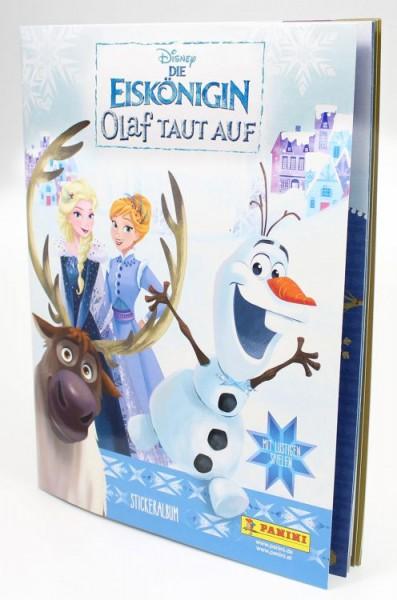 Die Eiskönigin - Olaf taut auf - Stickerkollektion - Album