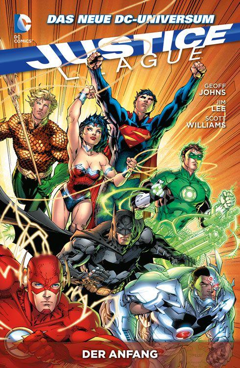 Justice League Paperback 1 (2013) -...