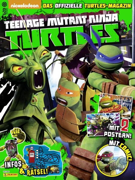 Teenage Mutant Ninja Turtles - Magazin 29