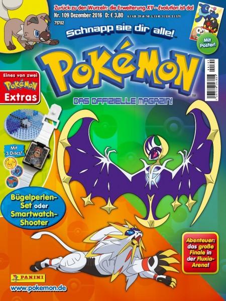 Pokémon Magazin 109